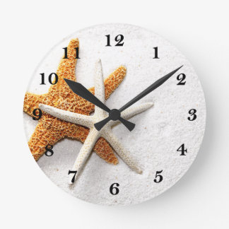 Starfish Wall Clock
