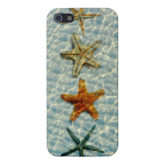 Starfishes iPhone 5/5S Cases