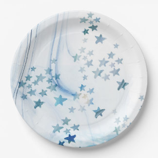 Starfishs paper plates