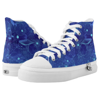 Stargazer Hightop Tennis Shoes