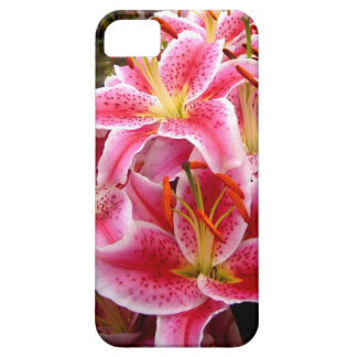 """""""Stargazer"""" Lilies Barely There iPhone 5 Case"""