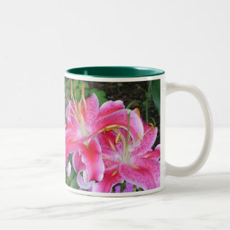 Stargazer Lilly Best Mom Mug