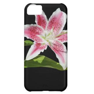 Stargazer Lily iPhone 5C Case