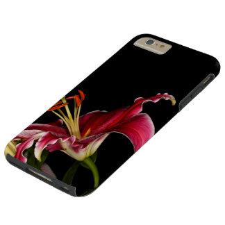 Stargazer Lily Tough iPhone 6 Plus Case