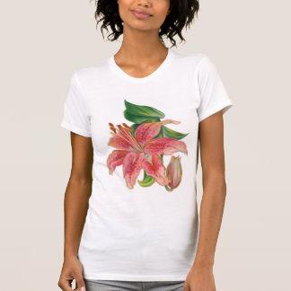 Stargazer Lily T-shirt