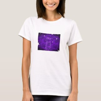 Stargazing Cat t-shirt