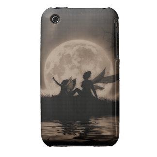 Stargazing Fairy Blackberry Curve Case/Cover iPhone 3 Case-Mate Case