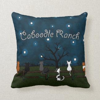 'Stargazing' Pillow