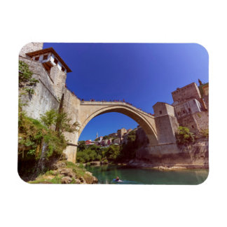 Stari Most, Mostar, Bosnia and Herzegovina Rectangular Photo Magnet