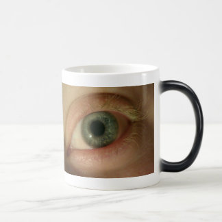 Staring At Them - Left-Hand Cup Morphing Mug
