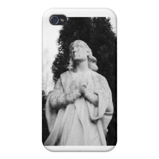 Staring toward Heaven iPhone 4/4S Cover