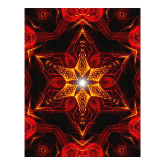 Staritual Fractal Personalized Flyer
