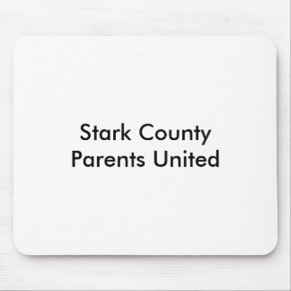 Stark County Parents United mousepad