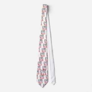 Stark Raven Mad Tie