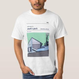 Stark's Park, Kirkcaldy. Main Stand T-Shirt
