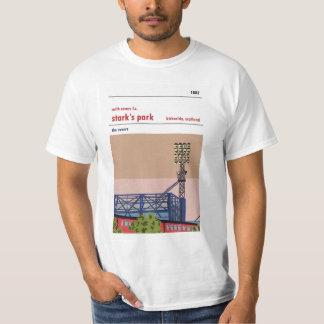 Stark's Park, Kirkcaldy. - Train Line T-Shirt