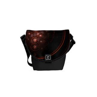 Starlight Abstract Art Mini Bag Messenger Bag