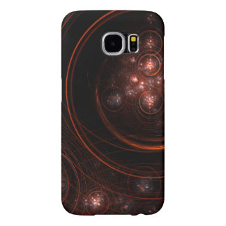 Starlight Abstract Art Samsung Galaxy S6 Cases