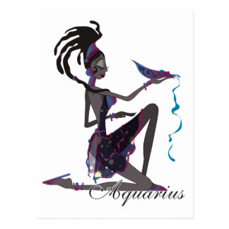 Starlight Aquarius Postcards