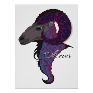 Starlight Aries Print