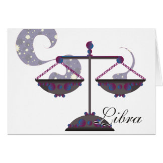 Starlight Libra Cards
