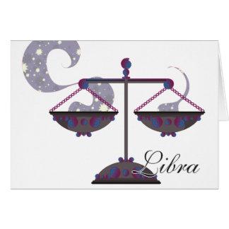 Starlight Libra Cards
