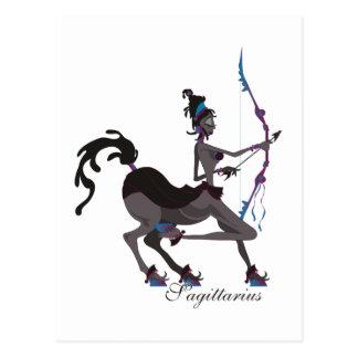Starlight Sagittarius Postcards
