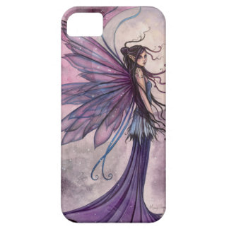 Starlit Amethyst Fairy Mystical Fantasy Art Barely There iPhone 5 Case