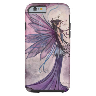 Starlit Amethyst Fairy Mystical Fantasy Art Tough iPhone 6 Case