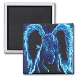 Starlit Stroll Pegasus Magnet