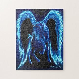 Starlit Stroll Pegasus Puzzle
