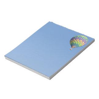 StarLite Hot Air Balloon Notepad