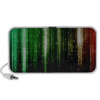Starry Aura Borealis Mini Speaker