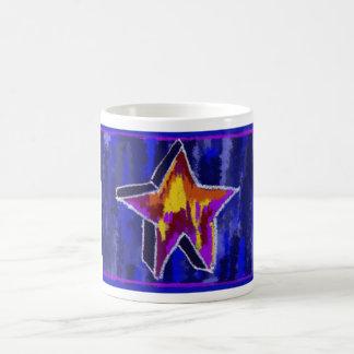 Starry Basic White Mug