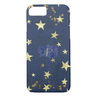 Starry Blue Denim Wash iPhone 8/7 Case