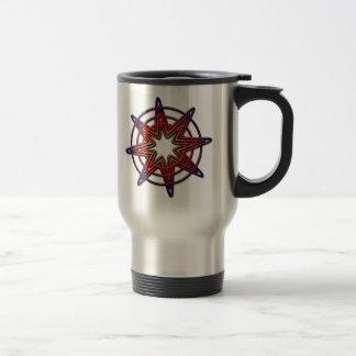 Starry Compass Coffee Mugs