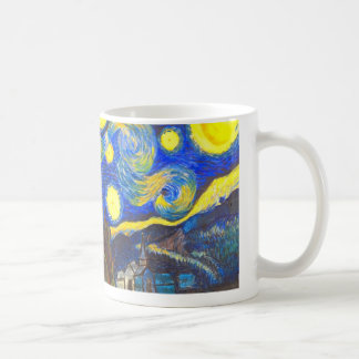 Starry Cup Basic White Mug