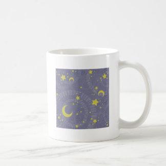 Starry Fortune Basic White Mug