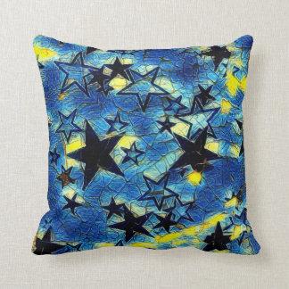 Starry Galaxy Cushion