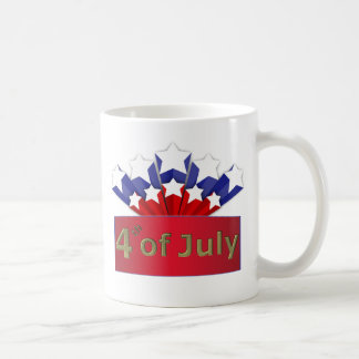 Starry Independence Day Mug