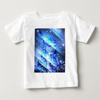 starry indian maiden.jpg baby T-Shirt