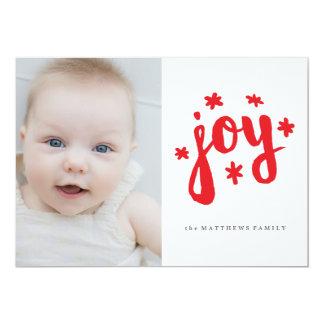 Starry Joy 13 Cm X 18 Cm Invitation Card