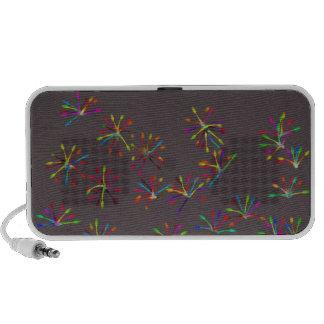 Starry lites laptop speaker