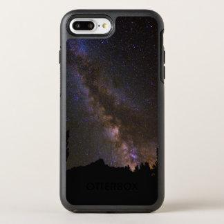 Starry Milky way, California OtterBox Symmetry iPhone 8 Plus/7 Plus Case