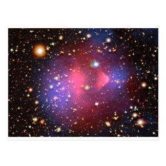 Starry Nebula Postcard
