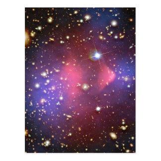 Starry Nebula Post Card