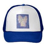 Starry Night Angel Mesh Hat