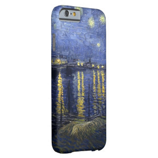 Starry Night by van Gogh Barely There iPhone 6 Case