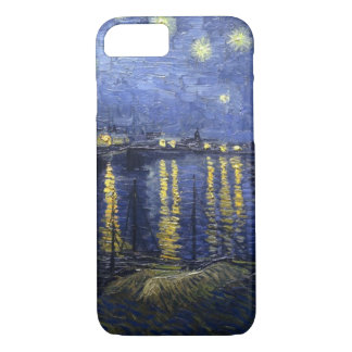 Starry Night by van Gogh iPhone 7 Case
