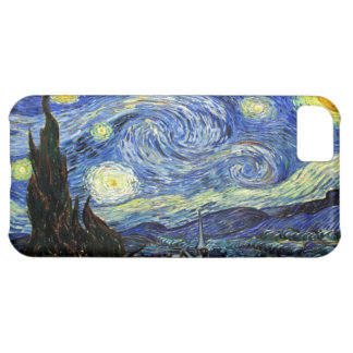 Starry Night By Vincent Van Gogh 1889 iPhone 5C Case
